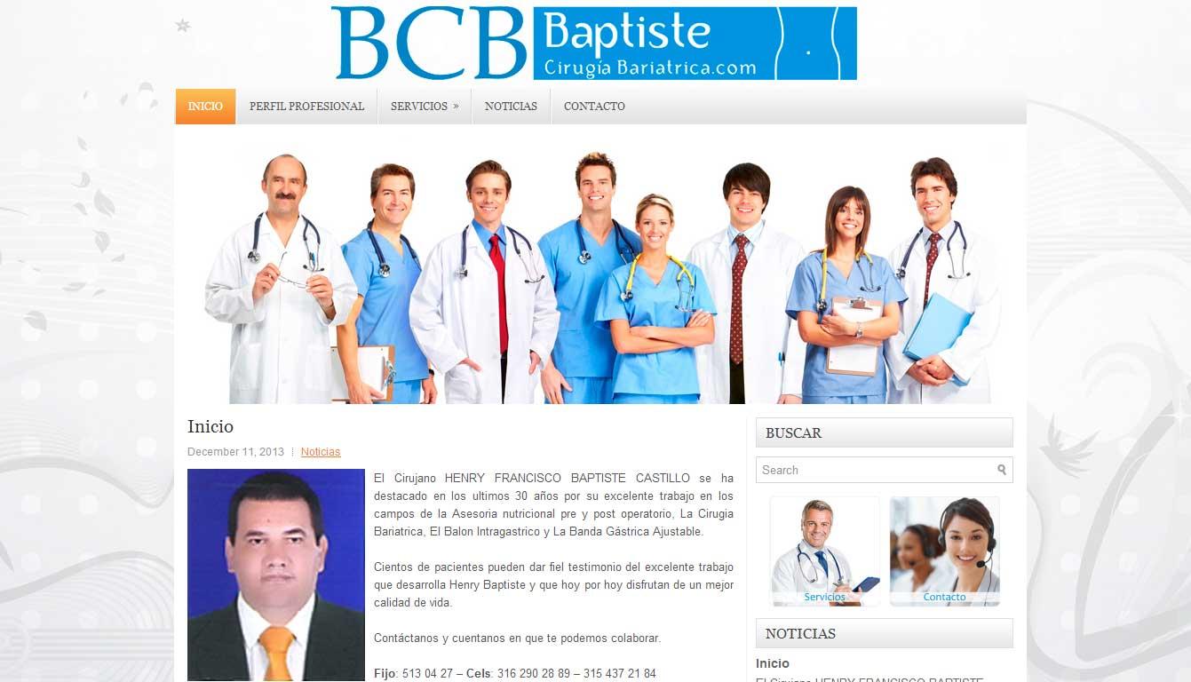 BAPTISTE CIRUGIA BARIATRICA