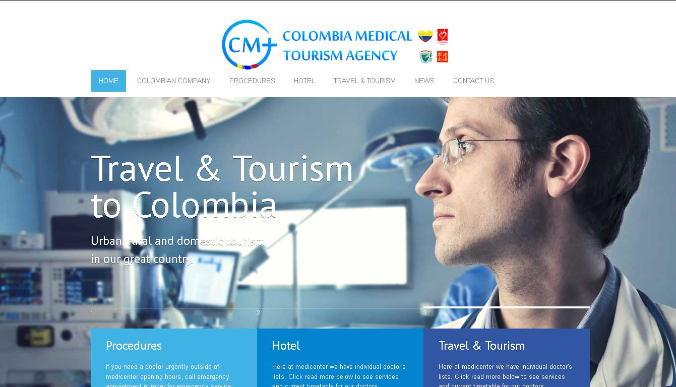 COLOMBIA MEDICAL TOURISM AGENCY