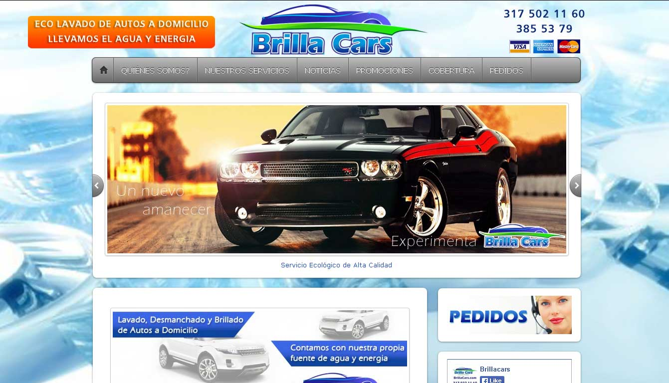 BRILLA CARS