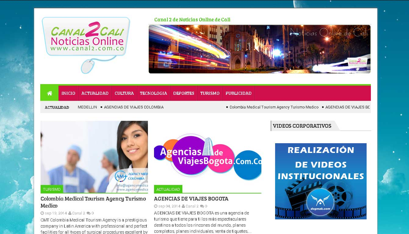 EL CANAL 2 NOTICIAS ONLINE